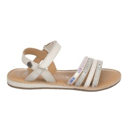 Sandalia sport color blanco